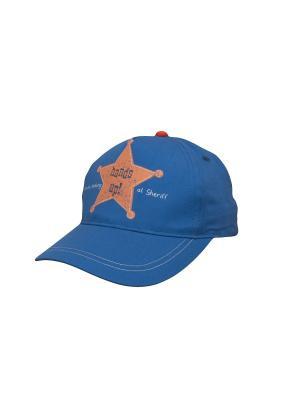 Бейсболки YO!. Цвет: синий