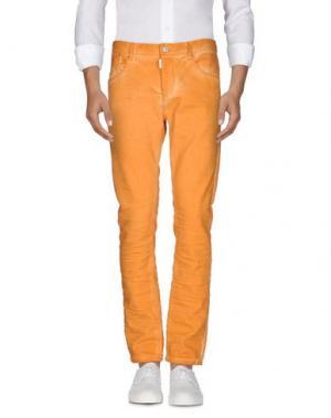 Джинсовые брюки ANTONY MORATO. Цвет: оранжевый