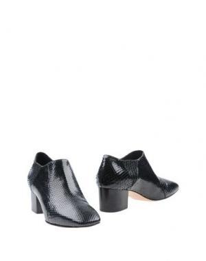 Ботинки SANDRO. Цвет: черный