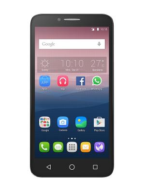 Смартфон One Touch 5054D Alcatel. Цвет: белый