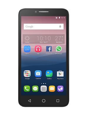 Смартфон One Touch 5054D Alcatel. Цвет: белый