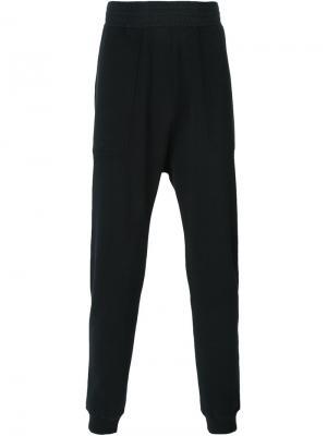 Спортивные брюки Parya Damir Doma. Цвет: чёрный