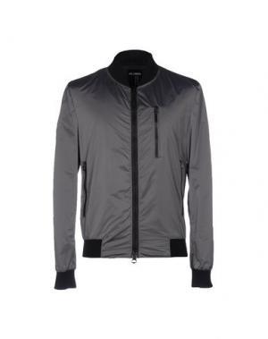 Куртка YES LONDON. Цвет: серый