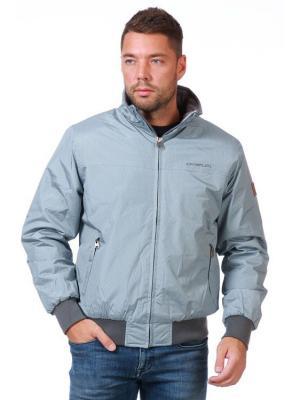 Куртка Catbalou. Цвет: серый
