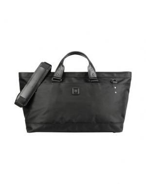 Дорожная сумка VICTORINOX. Цвет: черный