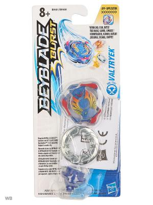 Бейблэйд: волчок Hasbro. Цвет: синий