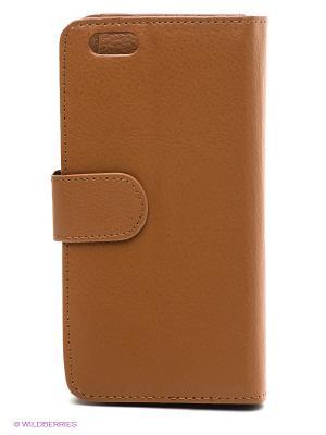 Чехол для iPhone 6 plus WB. Цвет: коричневый