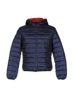Куртка ITALIAN RUGBY STYLE. Цвет: темно-синий