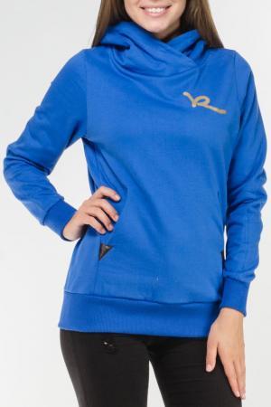 Толстовка Rocawear. Цвет: синий