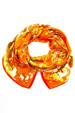 Платок Vita Pelle. Цвет: желтый, оранжевый