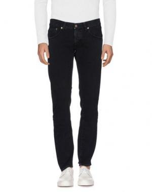 Джинсовые брюки MACCHIA J. Цвет: стальной серый