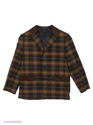 Пиджак Barkland. Цвет: коричневый