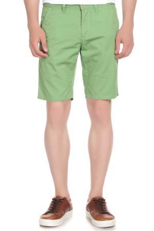 Бермуды Mac. Цвет: зеленый