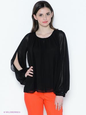 Блузка Sinequanone. Цвет: черный