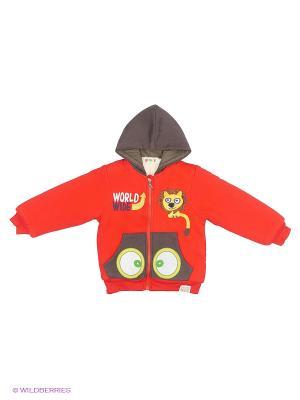 Куртка дет. Kidly. Цвет: красный