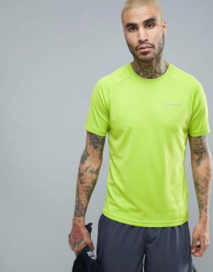 Dare 2b Спортивная футболка Endgame Tech. Цвет: зеленый