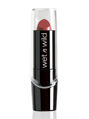Помада Для Губ Silk Finish Lipstick E507c blushing bali Wet n Wild. Цвет: лиловый