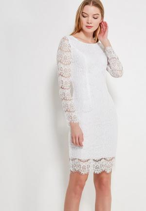Платье Lussotico. Цвет: белый