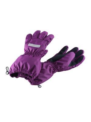 Перчатки Lassie by Reima. Цвет: фиолетовый