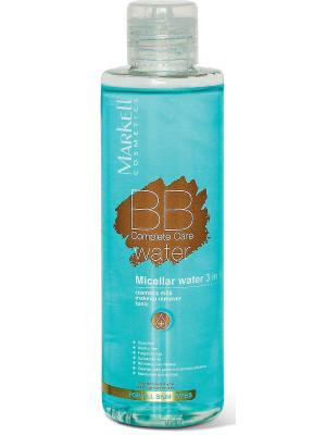 Complete Bb-Мицеллярная вода 3 В 1, 200 мл Markell. Цвет: прозрачный