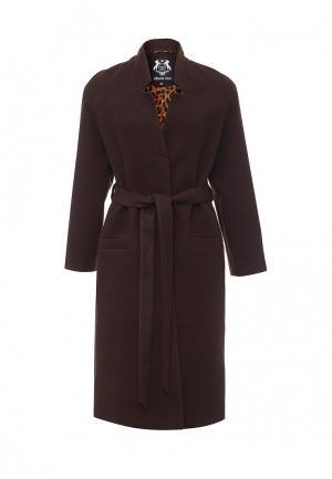 Пальто Vittoria Vicci. Цвет: коричневый
