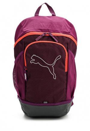 Рюкзак PUMA. Цвет: фиолетовый