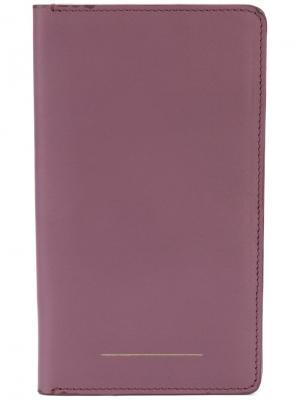 Дорожный кошелек Horizn Studios. Цвет: розовый и фиолетовый