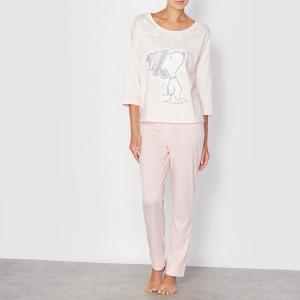 Пижама Snoopy. Цвет: розовый