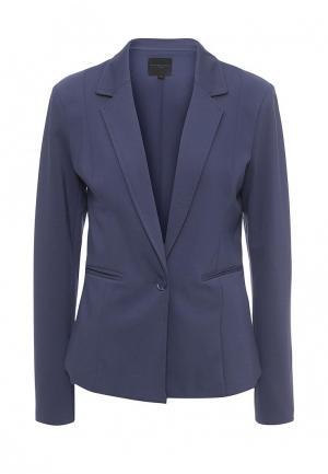 Пиджак Silvian Heach. Цвет: синий
