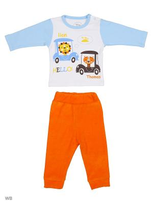 Костюмы Viva Baby. Цвет: оранжевый