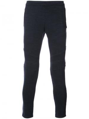 Спортивные брюки Blue Japan. Цвет: синий