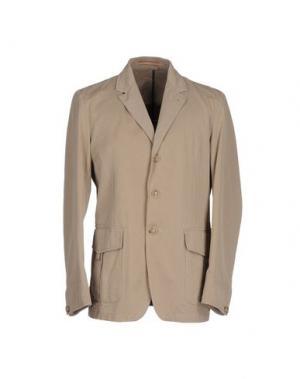 Пиджак MONTEDORO. Цвет: серый
