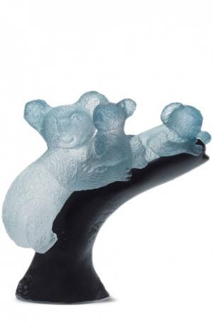 Статуэтка Love Collection Maternity Koala Daum. Цвет: бесцветный