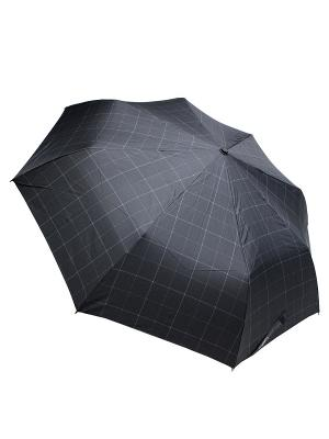 Зонт Edmins. Цвет: черный, темно-серый