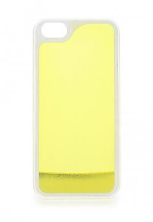 Чехол для iPhone Diva. Цвет: желтый