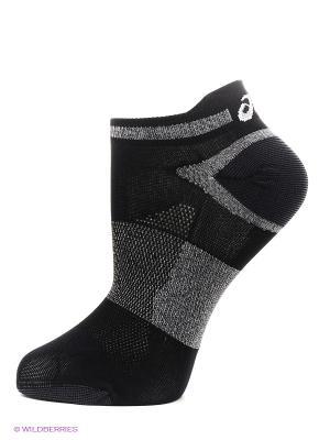 Носки 3PPK LYTE SOCK ASICS. Цвет: черный, серый, голубой, белый