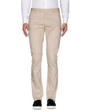Повседневные брюки ACNE STUDIOS. Цвет: светло-розовый