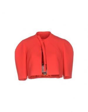 Пиджак BETTY BLUE. Цвет: коралловый