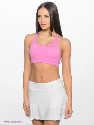 Топ X BACK BRA 2.0 Nike. Цвет: розовый