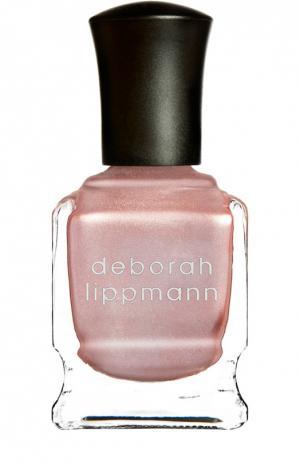 Лак для ногтей Lullaby of Broadway Deborah Lippmann. Цвет: бесцветный