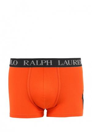Трусы Polo Ralph Lauren. Цвет: оранжевый