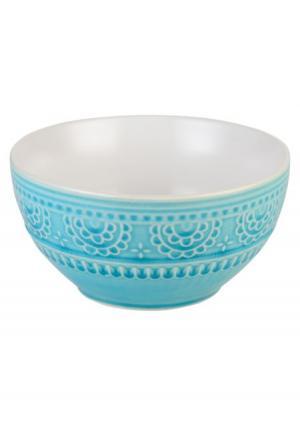 Набор салатников (6 шт.) Tongo. Цвет: синий (голубой)