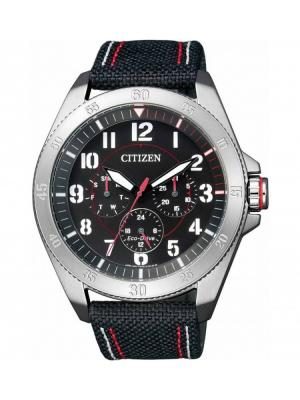 Часы BU2030-17E CITIZEN. Цвет: черный, серебристый