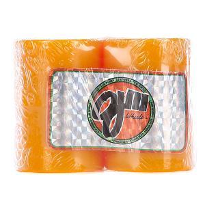 Колеса для скейтборда лонгборда OJ III Hot Juice Mini Orange 78a 55 mm