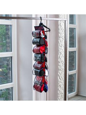 Органайзер для колготок, шарфов и мелочей Rosso Homsu. Цвет: красный