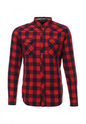 Рубашка Top Secret. Цвет: красный