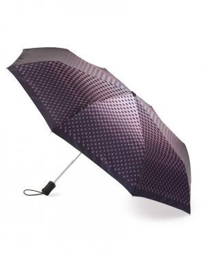 Зонт aвтомат Лиловый горох Henry Backer. Цвет: фиолетовый