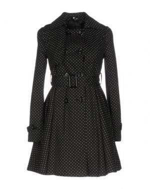 Легкое пальто CUTIE. Цвет: черный