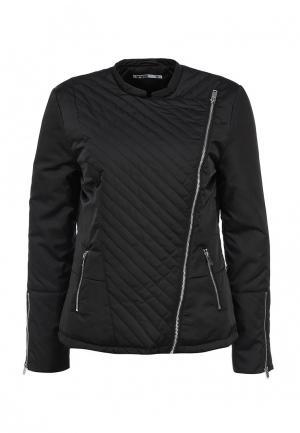 Куртка утепленная DRYWASH. Цвет: черный