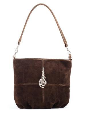 Женская сумка S.LAVIA 3479902. Цвет: коричневый